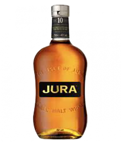 Isle Of Jura 10Yr Islay Single Malt Scotch 750Ml