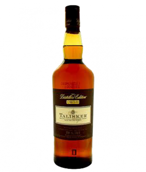 Talisker Distiller's Edition Islay Single Malt Scotch 750Ml