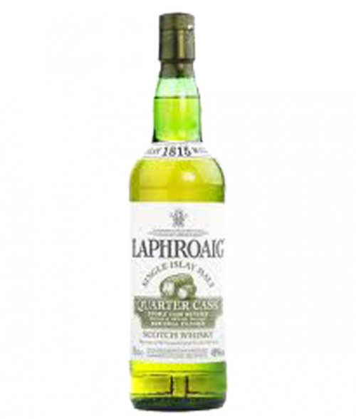 Laphroaig 10Yr Quarter Cask Islay Single Malt Scotch Whisky 750ml