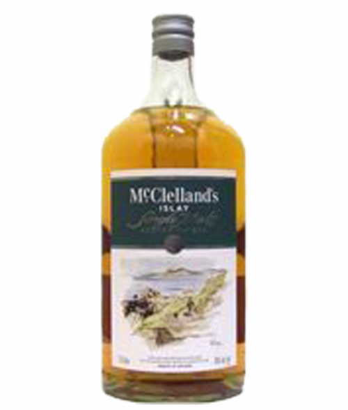 McClellands Islay Single Malt 750Ml