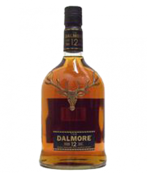 Dalmore 12Yr Single Malt Scotch 750ml