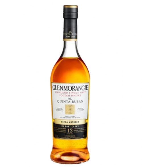 Glenmorangie The Quinta Ruban 12Yr Highland Single Malt Scotch 750ml