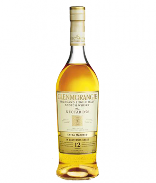 Glenmorangie The Nectar D'or 12Yr Highland Single Malt Scotch 750ml
