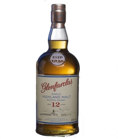 Glenfarclas 12Yr Single Malt Scotch 750ml