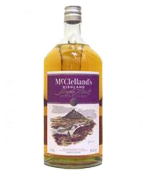 McClellands Highland Single Malt Scotch 1.75L