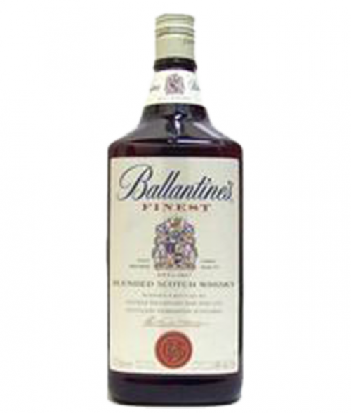 Ballantine's Scotch