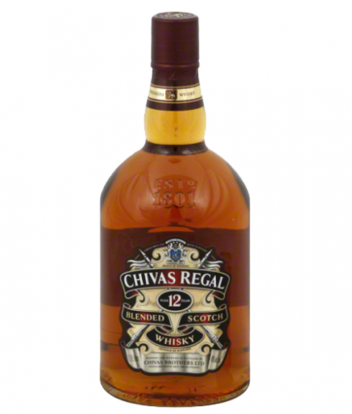 Chivas Regal Blended Scotch Whisky 1L