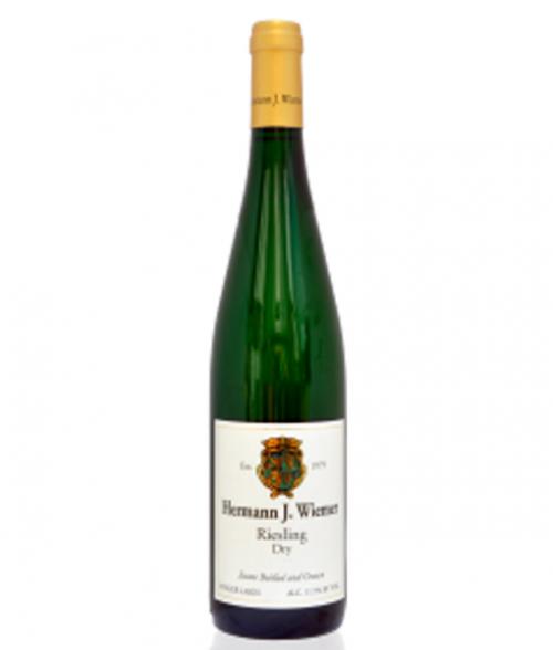 2019 Hermann J. Wiemer Dry Riesling 750ml