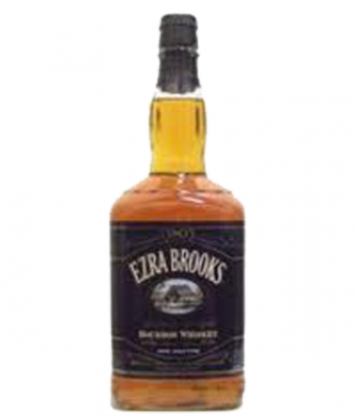 Ezra Brooks 90 Proof Black Label