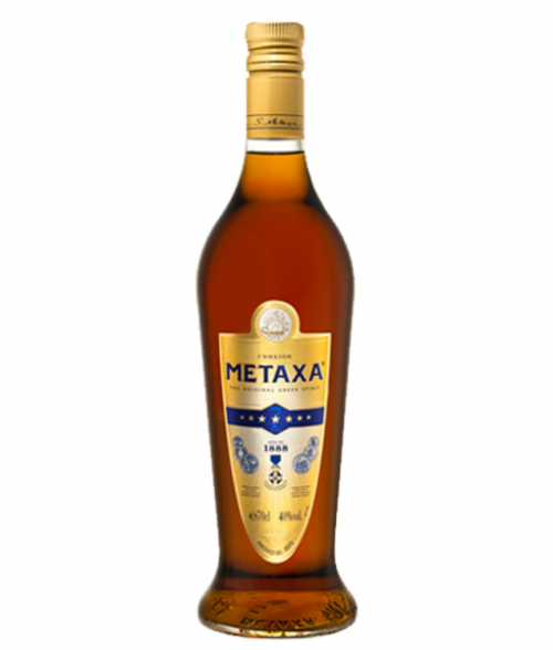Metaxa 7 Star Brandy 750ml