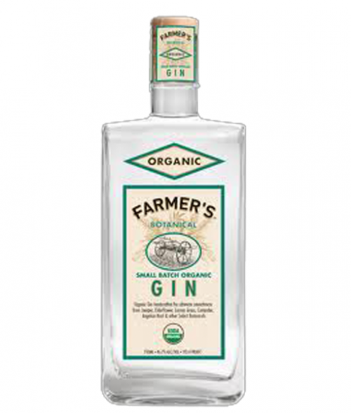 Farmers Botanical Gin 750Ml