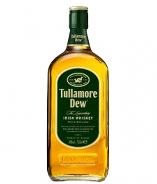 Tullamore Dew Irish Whiskey 1L