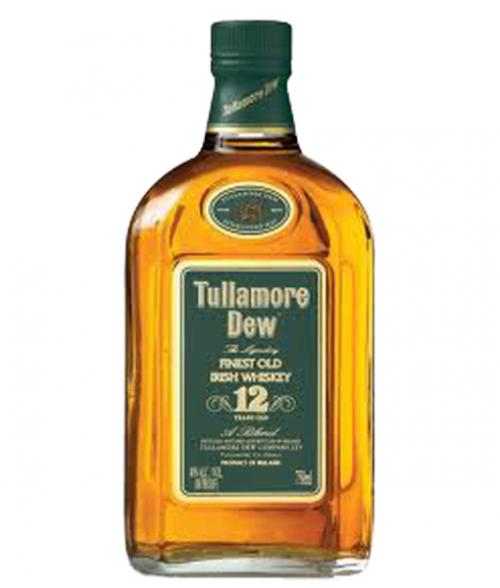 Tullamore Dew 12Yr Irish Whiskey 750Ml