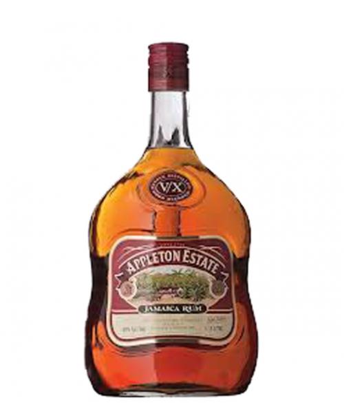 Appleton V/X Jamaican Rum 1L