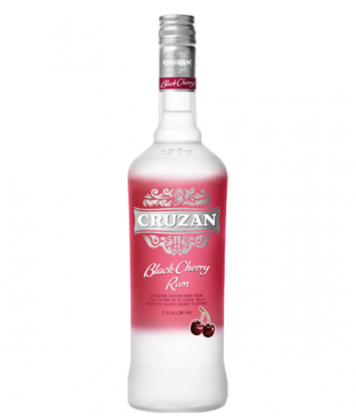 Cruzan Black Cherry Rum 1L