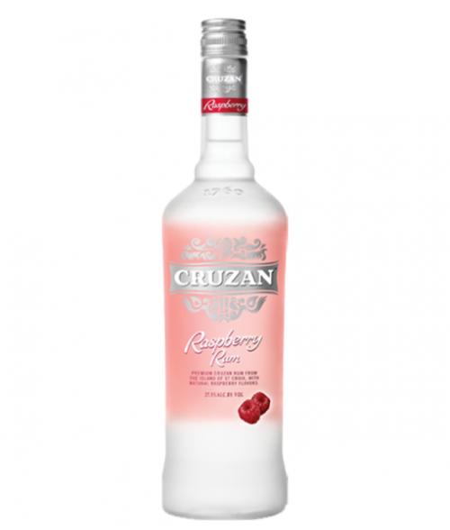 Cruzan Raspberry Rum 1L