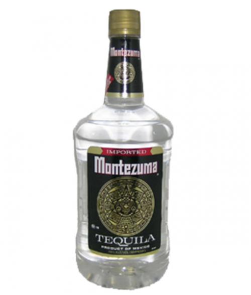 Montezuma White Tequila 1.75L