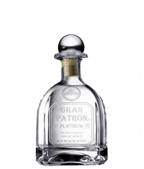 Patron Gran Platinum Tequila 750ml