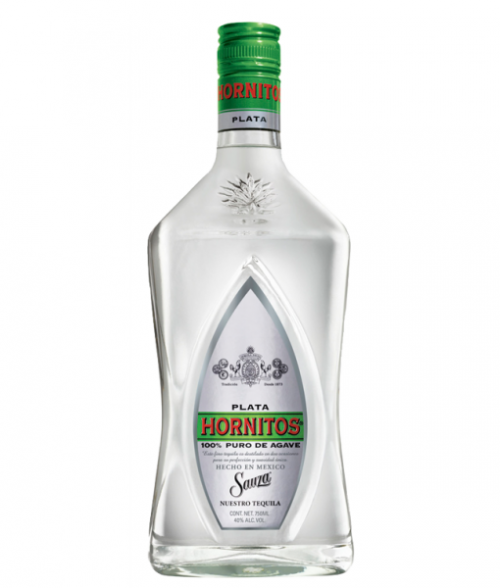Sauza Hornitos Plata Tequila 750ml