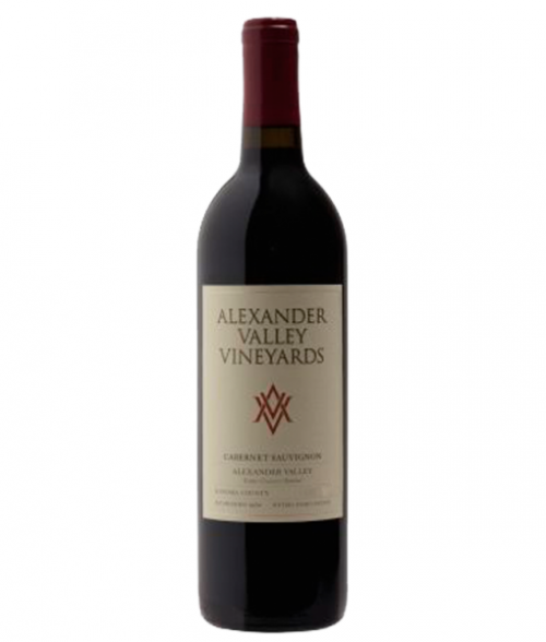 2017 Alexander Valley Cabernet Sauvignon 750ml