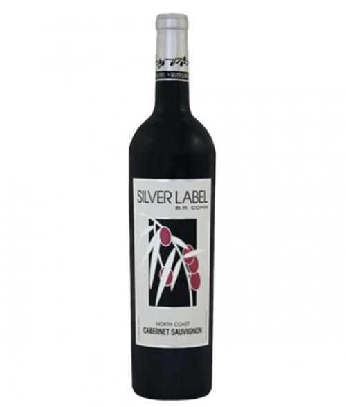 2017 B.R. Cohn Silver Label Cabernet Sauvignon 750Ml