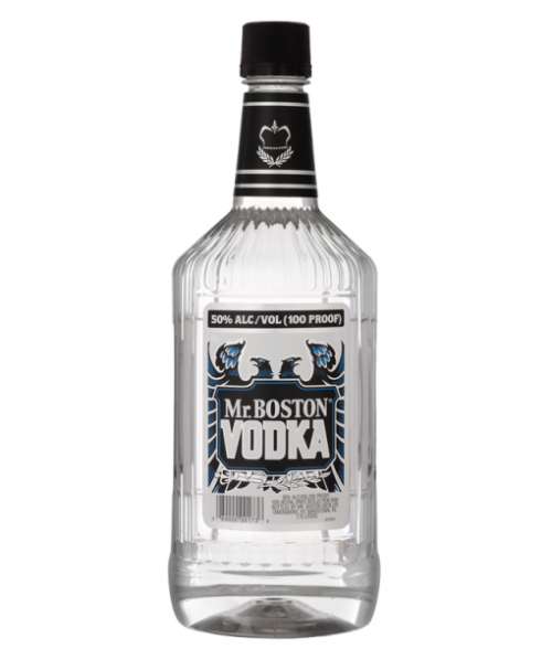 Mr. Boston Vodka 100 Proof 1.75L