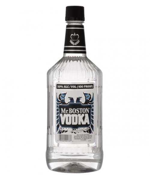 Mr. Boston Vodka 100 Proof