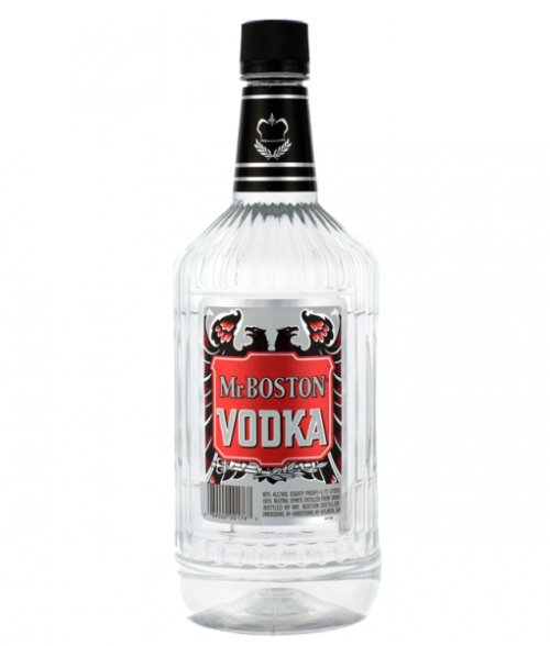 Mr. Boston Vodka 80 Proof 1.75L