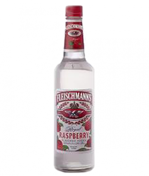 Fleischmann's Raspberry Vodka 1L