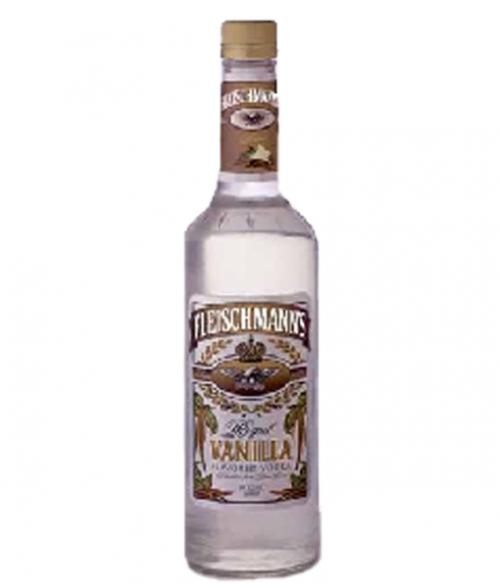 Fleischmann's Vanilla Vodka 1L
