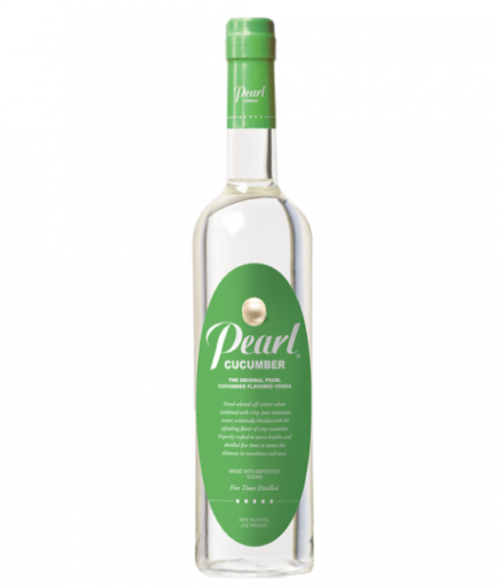 Pearl Cucumber Vodka 1L