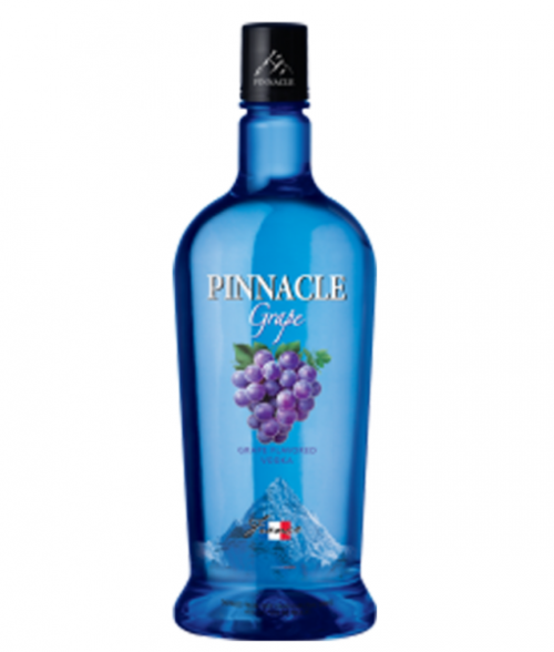 Pinnacle Grape Vodka 1.75L