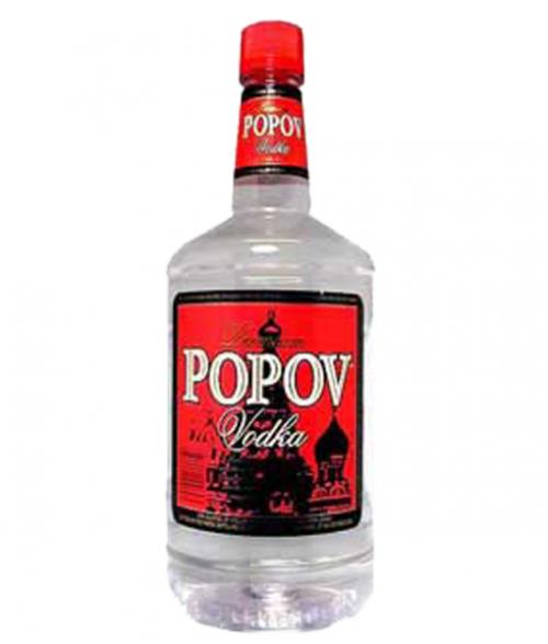 Popov Vodka 1.75L