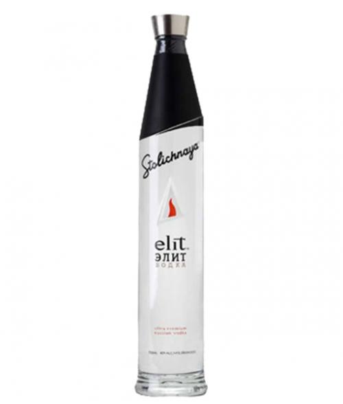 Stolichnaya Elit Vodka 1.75L