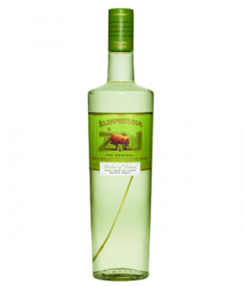 Zu Bison Grass Vodka 1L