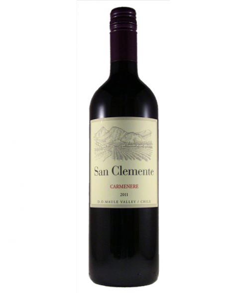 San Clemente Carmenere