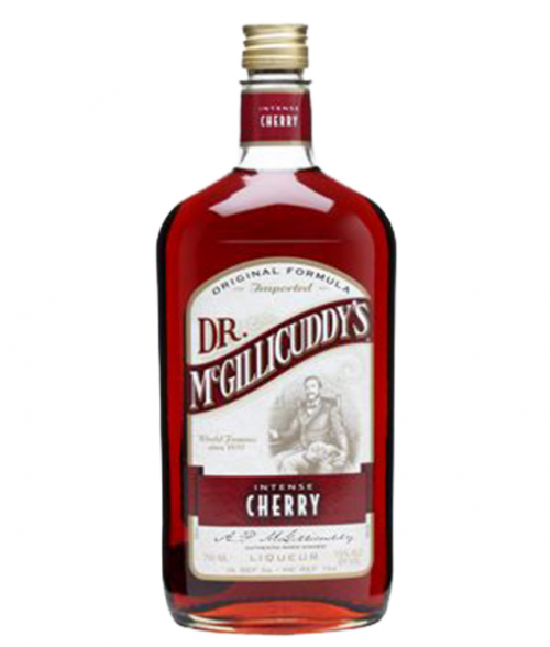 Dr. McGillicuddys Cherry Schnapps 1L