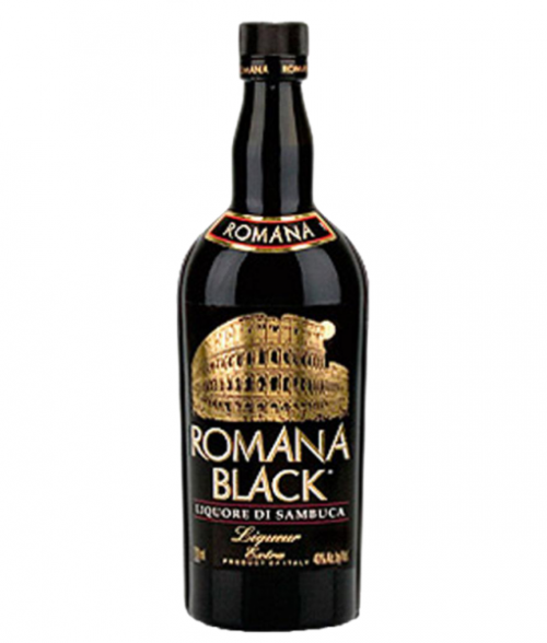 Romana Black Sambuca 750ml