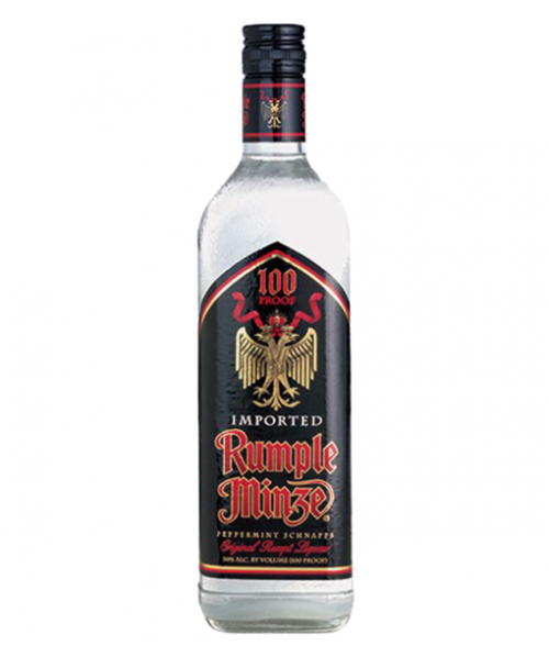 Rumple Minze Peppermint Schnapps 1L