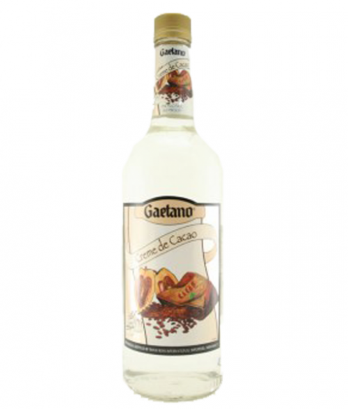 Gaetano Crème De Cacao White 1L