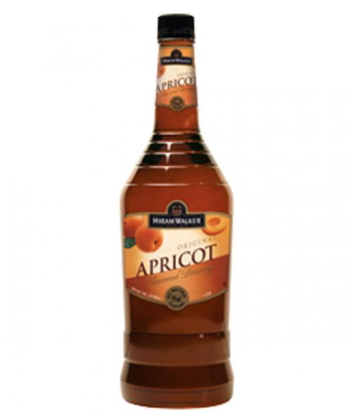 Hiram Walker Apricot Brandy 1L