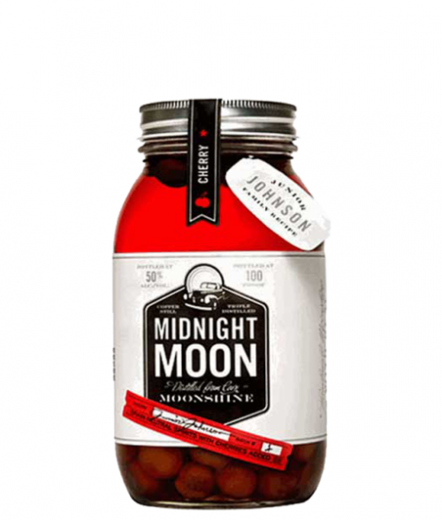 Junior Johnson Midnight Moon Cherry 750ml