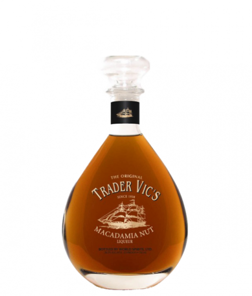 Trader Vic's Macadamia Nut 750ml