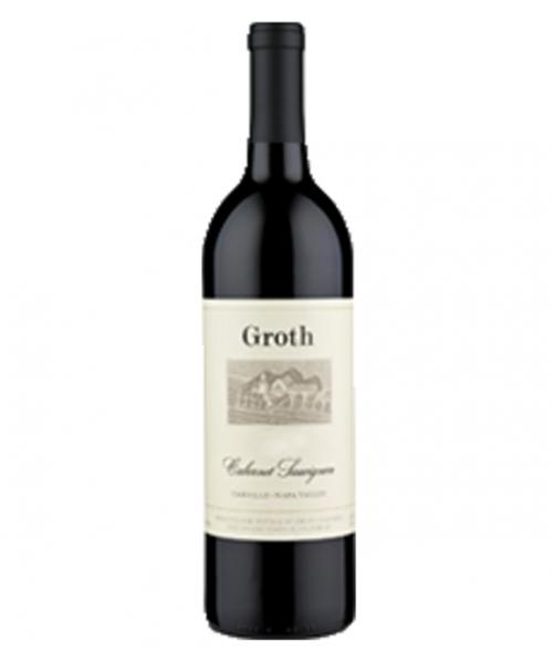 2015 Groth Oakville Cabernet Sauvignon 750ml