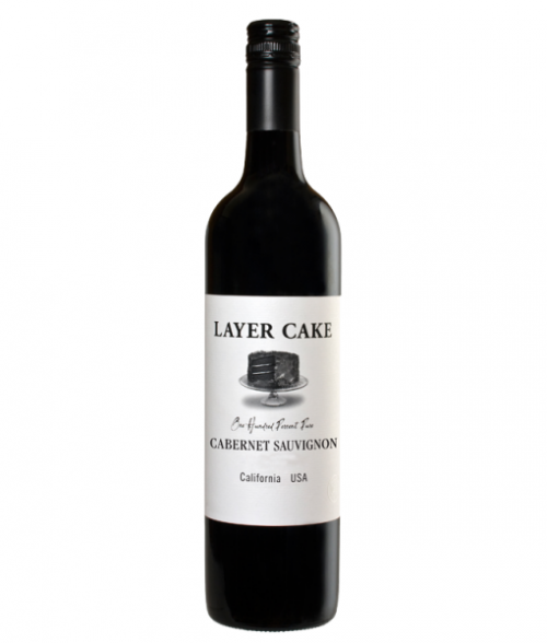 Layer Cake Cabernet Sauvignon 750ml NV