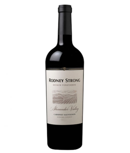 2015 Rodney Strong Alexander Valley Cabernet