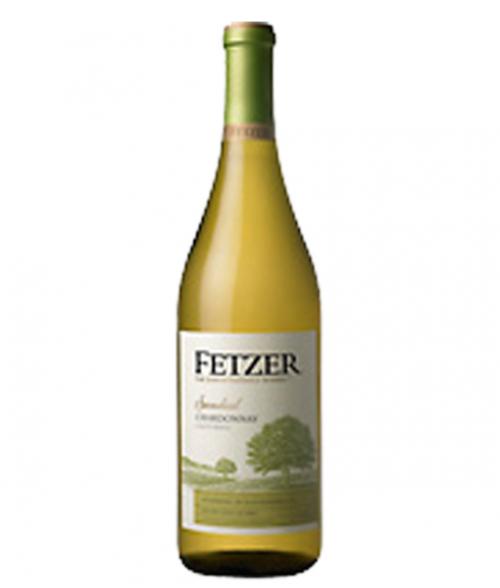 Fetzer Chardonnay 750ml NV