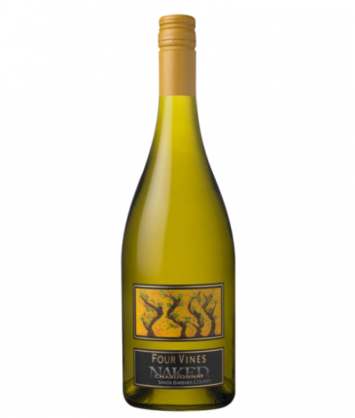 2018 Four Vines Naked Chardonnay 750ml