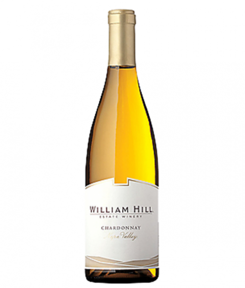 William Hill Napa Chardonnay 750ml NV
