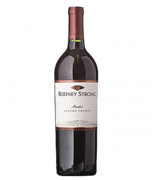 Rodney Strong Merlot 750ml NV